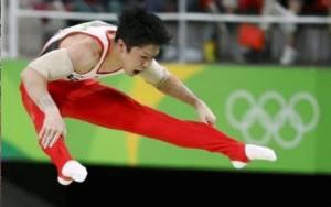 Pesenam Jepang Uchimura Positif COVID-19 Jelang Event Penting