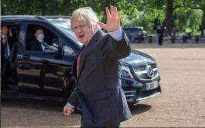 DPR Inggris Gugat PM Johnson Karena Isu Rusia Intervensi Pemilu