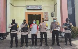 Pengamanan KPU Jadi Perhatian Kapolres Seruyan