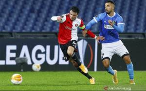 Feyenoord Jadi Juru Kunci Grup K setelah Dipermalukan Wolfsberger