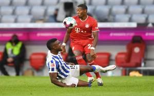 Masa Depan David Alaba di Bayern Masih Tak Jelas