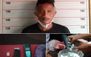 Simpan Sabu di Botol Shampo, Seorang Napi Ditangkap Petugas Lapas