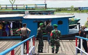 Satgas Penanganan Covid-19 Tingkatkan Patroli di Hari Libur