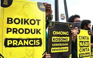 PKS Apresiasi Presiden Jokowi Kecam Pernyataan Macron