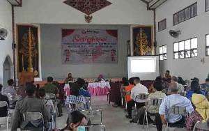 Bawaslu Barito Selatan Sosialisasikan Pengembangan Pengawasan Pemilu