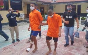 Residivis Kasus Jambret Ditembak Gara-gara Mencoba Kabur