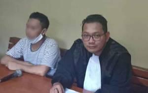 Tukang Parkir yang Main Paksa Lakukan Asusila Divonis 8 Tahun Penjara