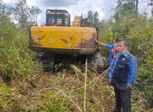 Lahan Kuburan Digarap untuk Aktivitas Galian C, Saat Disidak Pekerjanya Kabur