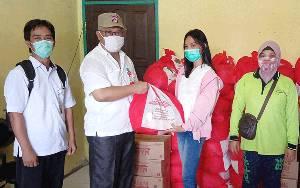 45 Mahasiswi dari Kecamatan Raren Batuah dapat BSP Pemprov Kalteng