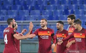 AS Roma Pesta 5 Gol ke Gawang CFR