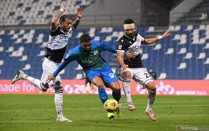Sassuolo Gagal ke Puncak Klasemen Setelah Ditahan Imbang Udinese