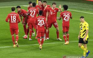 Bayern Rebut Kembali Posisi Puncak
