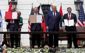 Rakyat Palestina Senang dengan Kekalahan Trump
