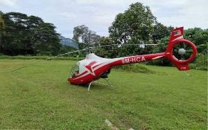 2 Helikopter Tabrakan di Malaysia, 2 Orang Meninggal