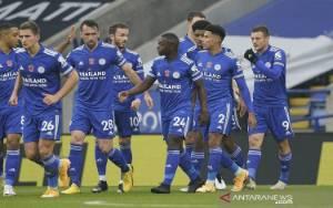 Klasemen Liga Inggris: Leicester Raih Puncak Jelang Jeda Internasional