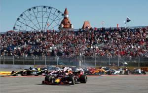 Formula 1 Rilis Kalender Provisional 2021 dengan Rekor 23 Balapan