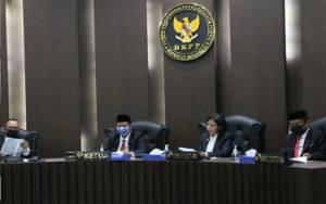 DKPP Beri Peringatan kepada 13 Penyelenggara Pemilu