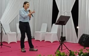 Monica Putri: Sektor Agrobisnis Menjanjikan Secara Finansial, Namun Belum Banyak Dilirik Generasi Milenial
