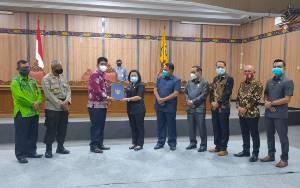KUA PPAS 2021 Disepakati, APBD Kotawaringin Timur Menurun