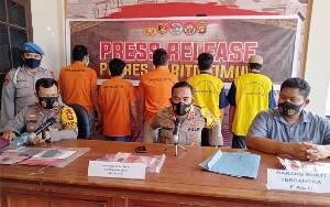 Kapolres Barito Timur Tegaskan tidak ada Ruang Bagi Tindak Pidana Narkotika