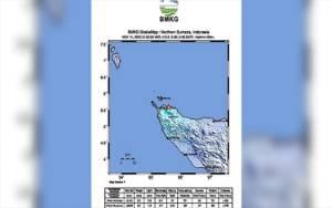 BMKG Jelaskan Pemicu Gempa Aceh Dinihari Tadi
