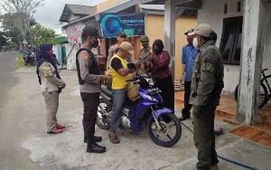 6 Pelanggar Protokol Kesehatan Terjaring dalam Operasi Yustisi di Kuala Pembuang