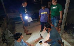 Lagi, Polda Kalteng Tangkap Seorang Pria di Sampit Bersama 40 Gram sabu