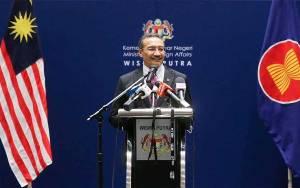 Malaysia Ucapkan Selamat ke Brunei Sebagai Ketua ASEAN