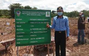 Desa Bangun Harja Kembangkan Kebun Buah di Kawasan Agrowisata