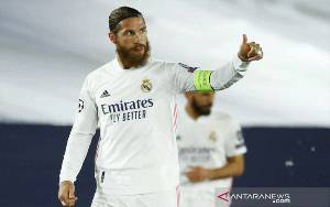 Bos Real Isyaratkan Sergio Ramos Bisa Hengkang pada 2021