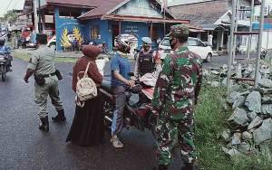 Pelanggaran Protokol Kesehatan Masih Ditemukan di Seruyan