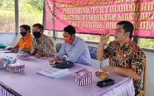 Kejari Barito Timur Turut Sosialisasikan Sanksi bagi Pelanggar Protokol Kesehatan