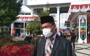 Dinkes Kalteng Tugaskan Tenaga Kesehatan Cek Sugianto Sabran Secara Berkala
