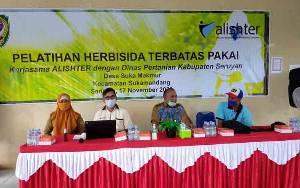 Petani dan Pekebun Dibekali Pengetahuan Penggunaan Pestisida Terbatas