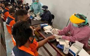 Seluruh Warga Binaan Lapas Pangkalan Bun Jalani Pemeriksaan HIV