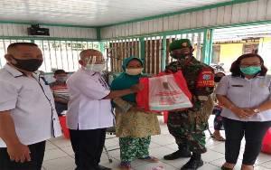 3.552 Paket Sembako dari Provinsi Kalteng Disalurkan ke Sukamara