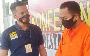 Polresta Palangka Raya Tetapkan DPO Salah Satu Teman Tersangka Kasus Curanmor