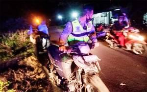 Lakalantas Terjadi di Jalan Manduhara, 2 Pengendara Dilarikan Ke Rumah Sakit