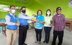 BPP Paku Tingkatkan Kegiatan Pertanian di Tengah Pandemi Covid-19