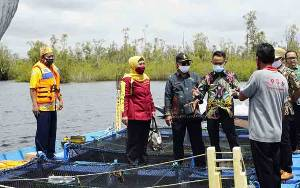 Wali Kota Palangka Raya Imbau Masyarakat Jangan Lakukan Ilegal Fishing