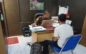 Kejari Lamandau Periksa Sejumlah Saksi Terhadap Kasus Korupsi APBDes Desa Bunut