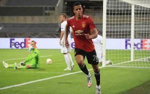 Setelah Absen 9 Hari, Mason Greenwood Kembali Latihan dengan Manchester United