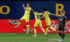 Real Madrid Buang Peluang ke Puncak Usai Ditahan Imbang Villarreal
