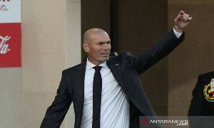 Zidane Merasa Real Madrid Pantas Dapat Lebih dari 1 Poin