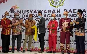 Bupati Kotim Buka Musda ke-VI Majelis Daerah Hindu Kaharingan