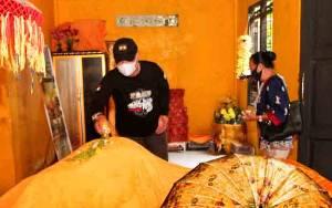 Kapolda Kalteng Resmikan Renovasi Situs Cagar Budaya di Bartim