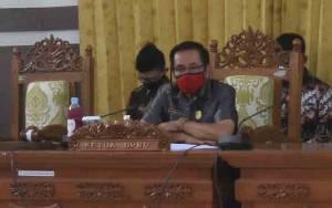 Ketua DPRD Kabupaten Gunung Mas, Akerman Sahidar