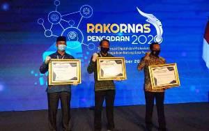 Penghargaan Pengadaan Barang dan Jasa Paling Transparan Berkat Dukungan Semua Pihak