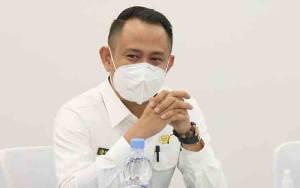 Wali Kota Palangka Raya Minta Warga Jangan Kendor Jalankan Protokol Kesehatan