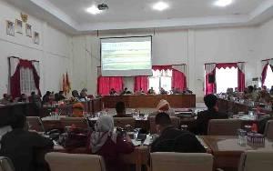 DPRD Barito Selatan bersama TAPD Kebut Bahas Program SOPD